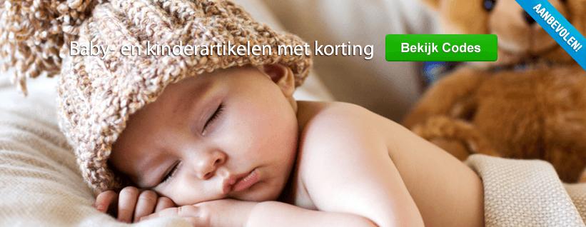 Baby- en Kinderartikelen met Korting!