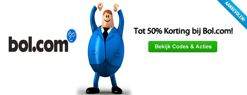 Bol.com Kortingscode en Kortingsacties!